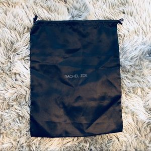 🆕 Rachel Zoe black shoe designer dust bag